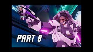 CRACKDOWN 3 Gameplay Walkthrough Part 8 - Boss Quist (PC Let's Play)