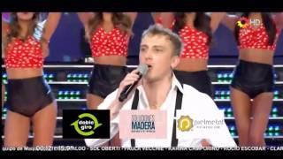 Showmatch Cierra El Polaco Cantando Por qué Te Fuiste 03-10-2016