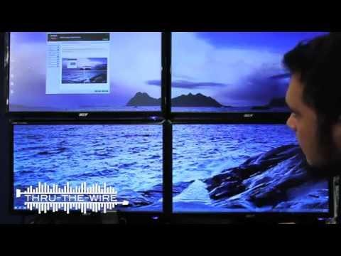DISPLAYPORT TO HDMI 1x4 VIDEO WALL (MST) SPLITTER HUB (NOW IN STOCK)