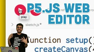 1.2: p5.js Web Editor - p5.js Tutorial