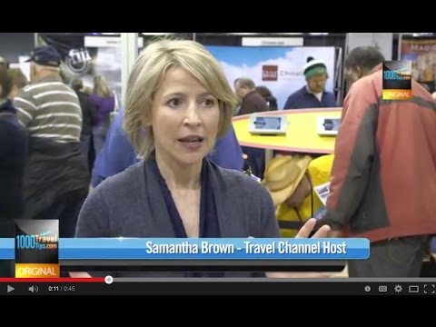 Samantha Brown's Advice on Hard or Soft Case Luggage