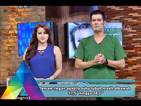 Video DR OZ INDONESIA - Ternyata Demam Terjadi Karena Kekurangan Cairan