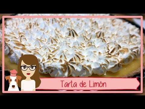 Tarta de Limón / Lemon Meringue Pie Paso a Paso
