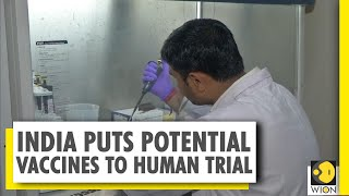 Human trials begin across 6 Indian cities as race to find COVID-19 vaccine continues - Download this Video in MP3, M4A, WEBM, MP4, 3GP
