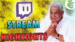 STREAM HIGHLIGHTS  - O FESTIVAL DE PIADAS DA INTERNET