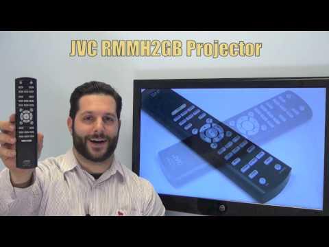 JVC RMMH2GB Projector Remote Control