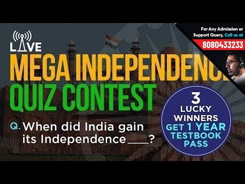 The Freedom Quiz | India Today Independence Day Special