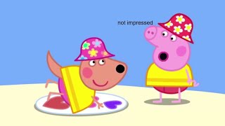 i edited a peppa pig episode because i'm desperate