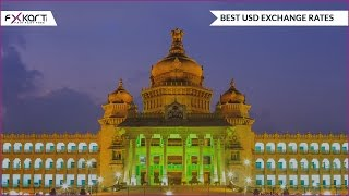 Get Best Forex Rates for Your US Dollars In Bangalore