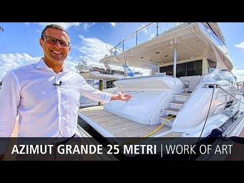 2020 Azimut                                                              GRANDE 25 METRI Image Thumbnail #1