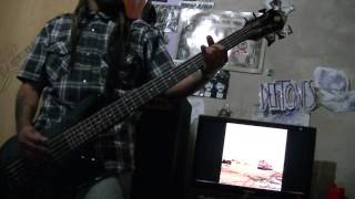 turn to ashes - 36 crazyfits (cover bajo)
