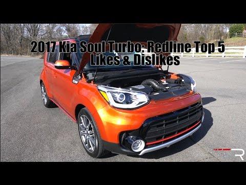 2017 Kia Soul Turbo – Redline: Top 5 Likes & Dislikes