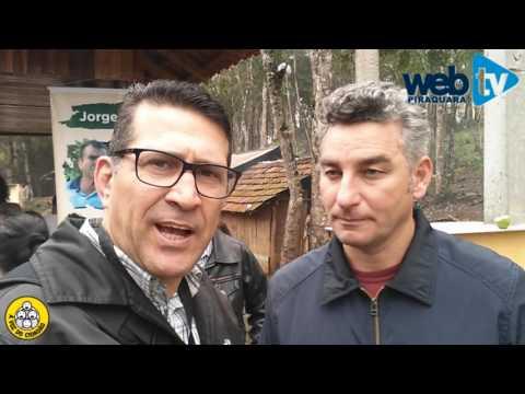 INAUGURACAO UBS ALDEIA INDIGENA ARACAI EM PIRAQUARA FALAMOS COM VEREREADOR JOSIMAR FROES