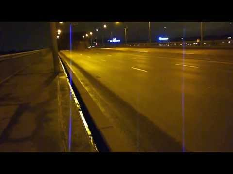 Разводка моста Александра Невского