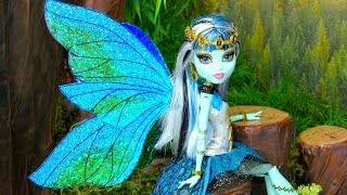 How To Make Doll Fairy Wings