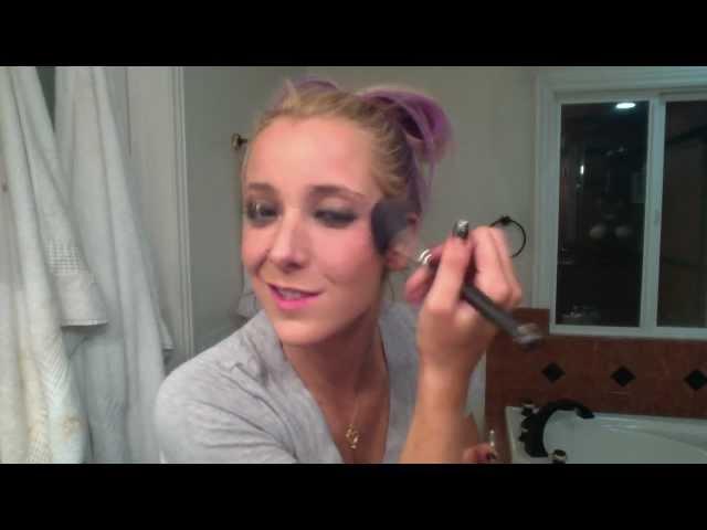 Drunk Makeup Tutorial