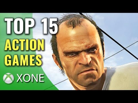 Top 15 Best Xbox One Action Games