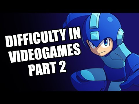 (videogamedunkey) Difficulty in Videogames Part 2