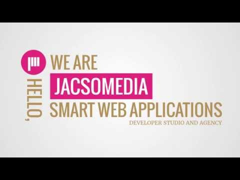 Jacsomedia Smart Web Applications - Termékvideó