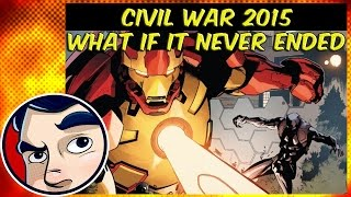 """Civil War (2015) """"What if it never ended"""" - Complete Story   Comicstorian"""
