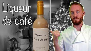 Liqueur De Crème De Café ☕ Style «BAILEYS»