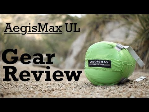 AegisMax UL Sleeping Bag Review
