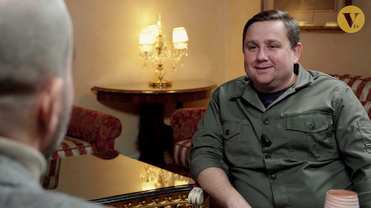 Jan Punčochář: Dvacet věcí na talíři? Z toho už jsem trochu vyrostl