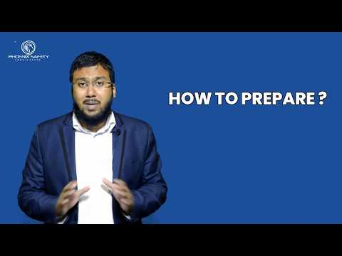 ASP (Associate Safety Professional) - Step by Step Guidelines ASP ...