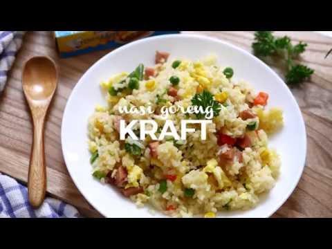 Video Kreasi Spesial KRAFT - Nasi Goreng KRAFT