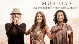 Deva Premal and Miten with Manose ⋄ Maneesh de Moor ⋄ A Deeper Light ⋄ Healing Mantra's