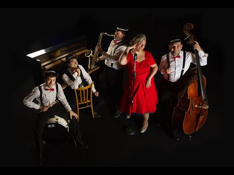 Lola Swing italiano ITALIAN SWING BAND Foligno musiqua.it