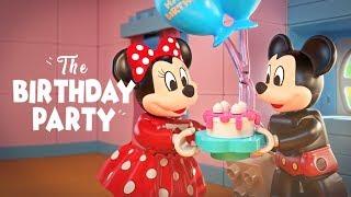 LEGO DUPLO Disney Mickey & Minnies Birthday Party! 🎈