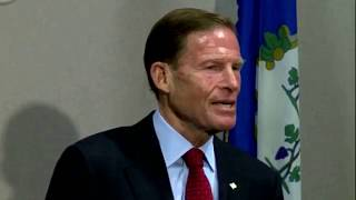 Senator Richard Blumenthal Responds to Trump