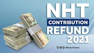 NHT Contribution Refund 2021| Kayla.K.Keane