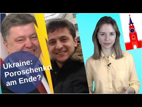 Ukraine: Poroschenko am Ende? [Video]