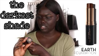 ANASTASIA BEVERLY HILLS FOUNDATION STICK REVIEW || EARTH #thedarkestshade - Video Youtube