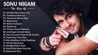 Best Of Sonu Nigam   Hit Romantic Album Songs   Evergreen Hindi Songs Of Sonu Nigam | JUKEBOX