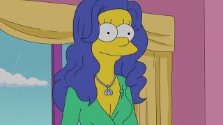 Marge Simpson Gets a Job