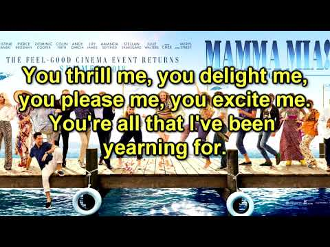 Mamma Mia! Here We Go Again - Track 20 - I've Been Waiting For You (Instrumental/Karaoke)