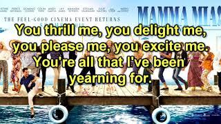 Mamma Mia! Here We Go Again   Track 20   I've Been Waiting For You (InstrumentalKaraoke)
