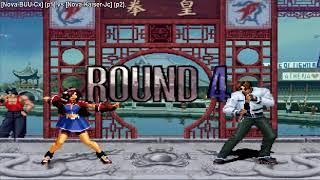 ÉPICA PELEA DEL KOF2002 [Nova-BUU-Cx] vs [Nova-Kaiser-Jc]