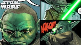 YODA'S FIRST NAME REVEALED   Star Wars Comics Explained (LEGENDS)