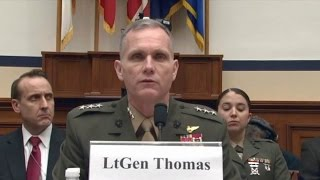 House Armed Services Committee hearing on Marine Corps. March 10 2017.