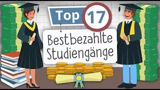 TOP 17 Studiengänge mit höchstem Einstiegsgehalt   Finanzfluss