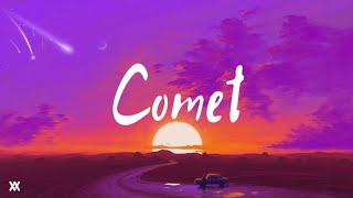 YOASOBI - Comet 優しい彗星 Yasashii Suisei | Lyrics Video