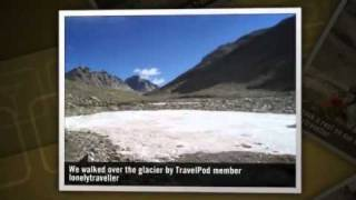 preview picture of video 'Hiking around Mt. Kalish Lonelytraveller's photos around Tibet, China (tibet china hiking)'