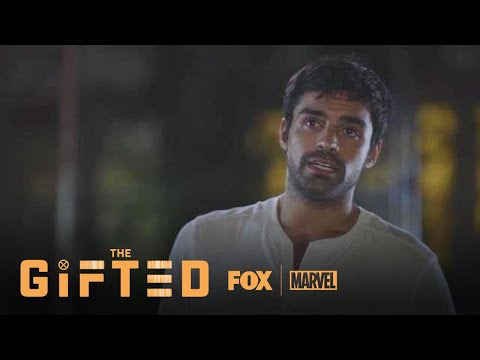 The Gifted 1.03 (Clip 'Lorna & Marcos Have A Flashback')