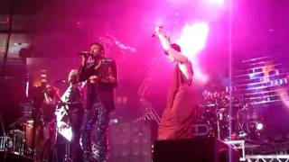 Duran Duran featuring Ana Matronic - October 25, 2011 - Safe (In the Heat of the Moment)