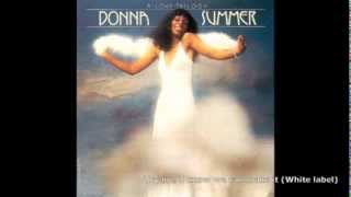 Donna Summer - Try me, I know we can make it (White label)