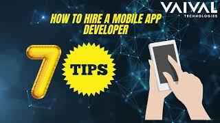 Vaival Technologies - Video - 3
